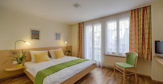 Hotel Blume / El Azteca - Interlaken - Bedroom
