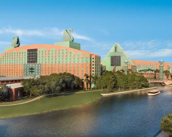 Walt Disney World Swan - Lake Buena Vista - Building
