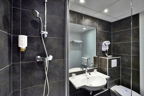 Hotel Kyriad La Rochelle City Centre - La Rochelle - Kylpyhuone