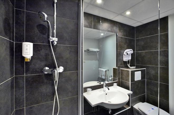 拉羅謝爾中央基里亞德酒店 - 羅歇爾 - 拉羅謝爾 - 浴室