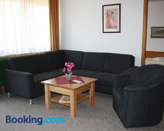 Chiemgau Appartements - Inzell - Living room