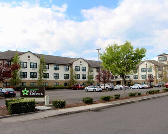 Extended Stay America - Portland - Beaverton - Eider Court - Beaverton - Edificio