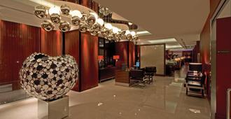 فندق إنتركونتنتال عمان الأردن - عمّان - ردهة
