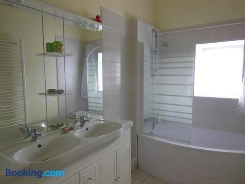 La Verrerie de Guerlédan - Caurel - Bathroom