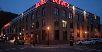 The Hotel Denver - Glenwood Springs - Rakennus