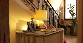 Hotel Accademia Trento - Trente - Accueil