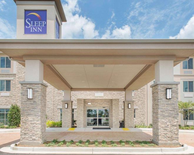 Sleep Inn & Suites Defuniak Springs - Crestview - DeFuniak Springs - Building