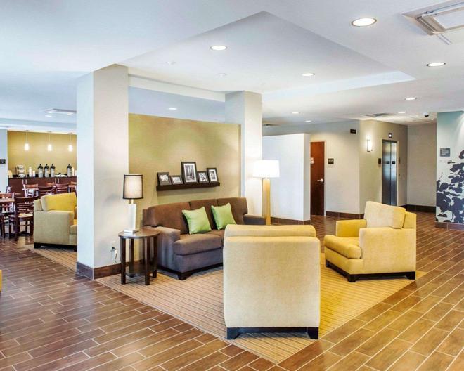Sleep Inn & Suites Defuniak Springs - Crestview - DeFuniak Springs - Lobby