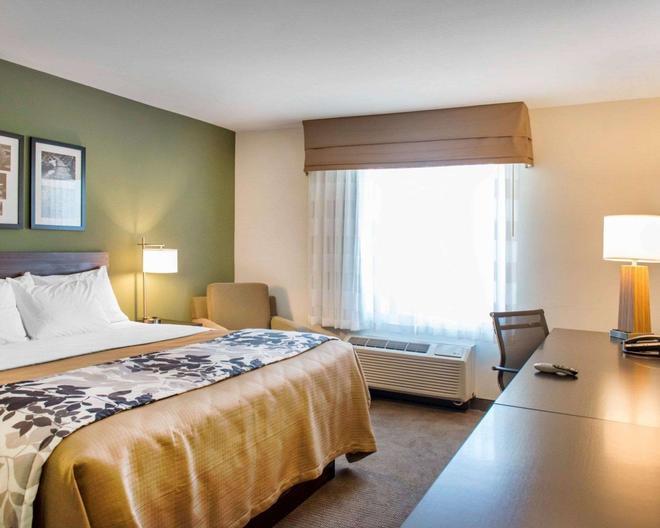 Sleep Inn & Suites Defuniak Springs - Crestview - DeFuniak Springs - Bedroom