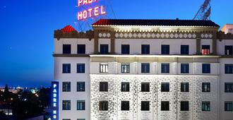 The Padre Hotel - Bakersfield - Edificio