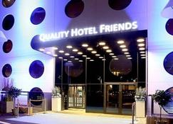 Quality Hotel Friends - Solna - Building