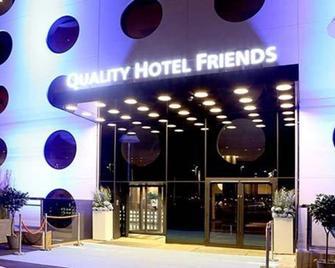 Quality Hotel Friends - Solna - Rakennus