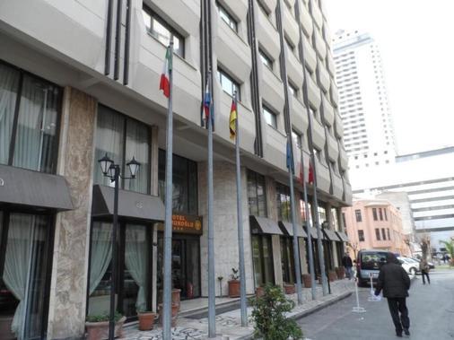 Hotel Yumukoglu - Izmir - Toà nhà