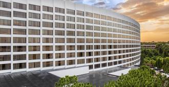 Omni Houston Hotel - Houston - Bygning