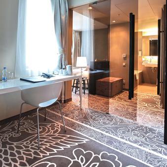Falkensteiner Hotel Belgrade - Belgrade - Bedroom