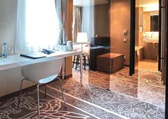 Top Falkensteiner Hotel Belgrade - 貝爾格勒 - 貝爾格萊德 - 臥室
