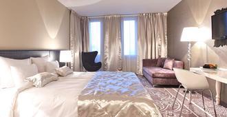 Falkensteiner Hotel Belgrade - בלגרד - חדר שינה