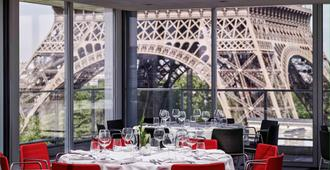 Pullman Paris Tour Eiffel - París - Restaurante