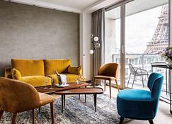 Pullman Paris Tour Eiffel - Paris - Living room