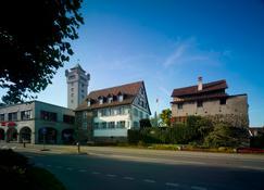 Hotel de Charme Römerhof - Arbon - Gebäude
