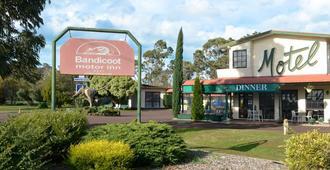 Bandicoot Motor Inn - Hamilton - Edificio