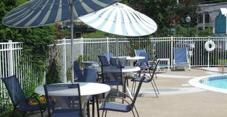 The Springs Motel - Saratoga Springs - Patio