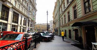 Гостиница Династия - Санкт-Петербург - Вид снаружи