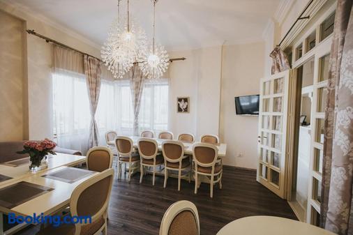 切麗精品餐廳酒店 - 布加勒斯特 - 布加勒斯特 - 餐廳