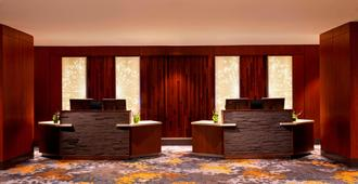 The Westin Peachtree Plaza, Atlanta - Atlanta - Front desk