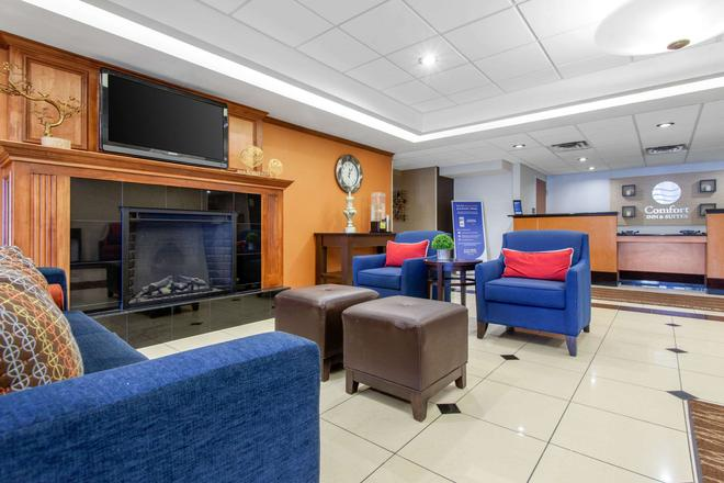 Comfort Inn and Suites Norman near University - Norman - Lobby