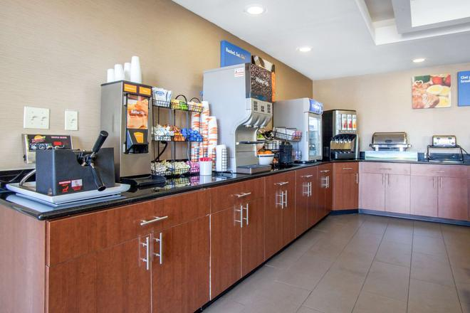Comfort Inn and Suites Norman near University - Norman - Buffet