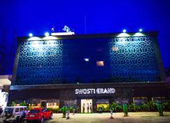 Hotel Swosti Grand - Bhubaneshwar - Building