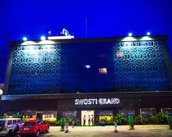 Hotel Swosti Grand - Bhubaneswar - Edifício