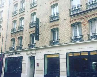Atypik Hôtel - Clichy - Edificio