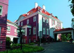 Villa Pallas - Olsztyn (Warminsko-Mazurskie) - Bygning