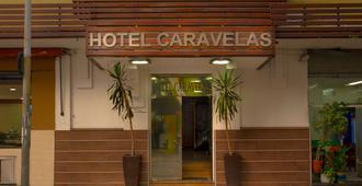 Hotel Caravelas - סאו פאולו