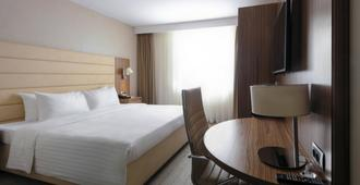 Courtyard by Marriott Belgrade City Center - Белград - Спальня