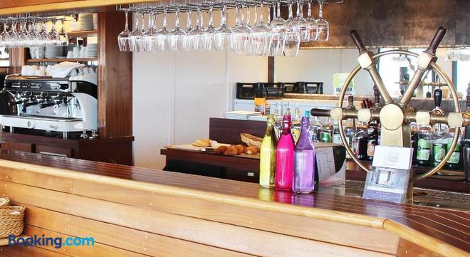 Hotel Cote d'Argent - Lacanau Océan - Buffet