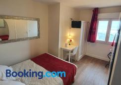 Hotel Cote d'Argent - Lacanau Océan - Bedroom