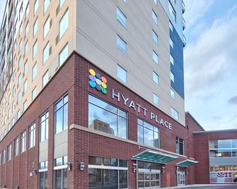 Hyatt Place State College - State College - Building