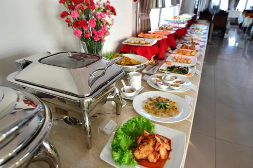 Orange Hotel - Da Nang - Buffet