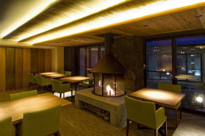草津溫泉金綠旅館 - 草津町 - 餐廳
