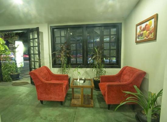 The Moon Villa - Siem Reap - Lobby