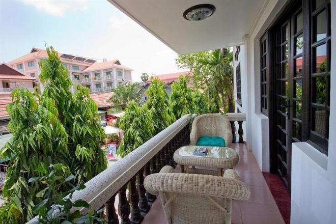 The Moon Villa - Siem Reap - Balcony