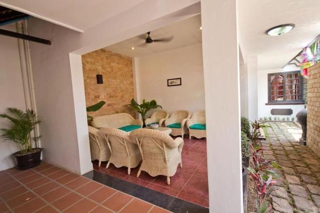 The Moon Villa - Siem Reap - Living room