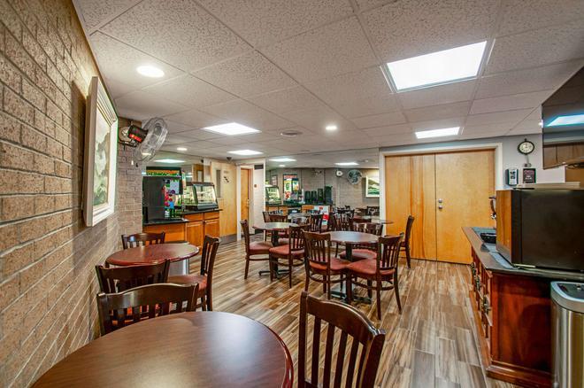 Econo Lodge Metro - Arlington - Restaurant
