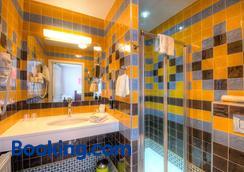 Hotel La Roseraie - Wemmel - Bathroom