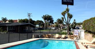 Ocean Palms Motel - Pismo Beach - Pool