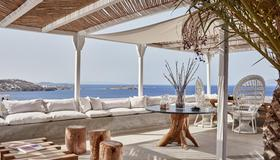 Boheme Mykonos Adults Only - Small Luxury Hotels Of The World - Mykonos - Patio