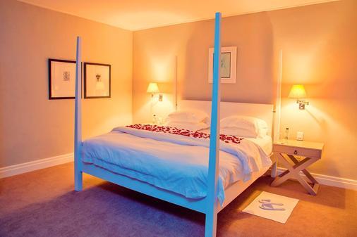弗朗斯胡克溫泉酒店 - 法國角 - 弗朗斯胡克 - 臥室